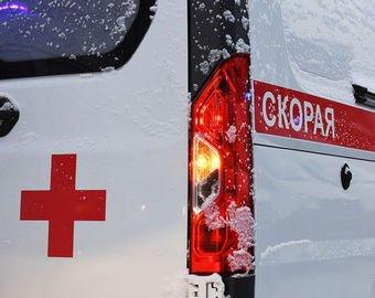 140-килограммовый мужчина выжил после падения с 12-го этажа