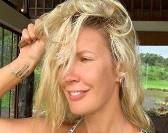 Лена Летучая ответила подписчицам, раскритиковавшим ее из-за морщин