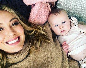 Хилари Дафф опубликовала видео первых минут жизни своей дочери