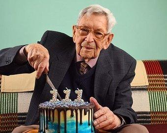 111-летний британец раскрыл секрет своего долголетия