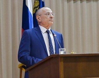 Новый мэр Белгорода принял присягу под музыку из «Звездных войн»
