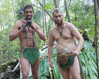 Голые студенты три недели прожили в джунглях без еды