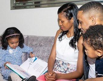 4-летнюю девочку признали одним из самых юных вундеркиндов в мире