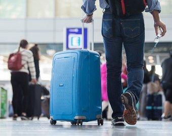 В Дагестане авиапассажир забрался в рентген-сканер