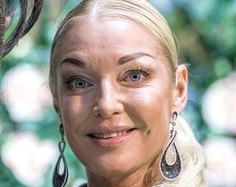 Анастасия Волочкова встала на беговую дорожку в пуантах