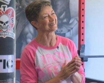 Американская «бабушка-Халк» поставила мировой рекорд