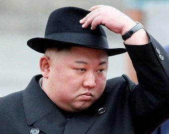 Стул Ким Чен Ына протерли спиртом перед встречей с Путиным