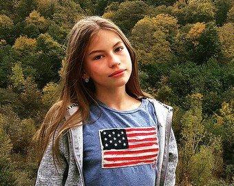 13-летняя племянница Ирины Шейк набирает популярность в сети
