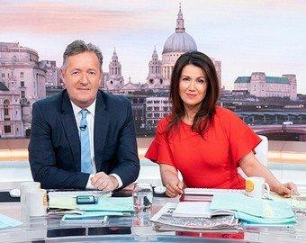Британских телеведущих били током в прямом эфире