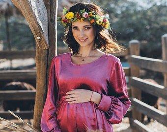 Анастасия Цветаева рассекретила имя новорожденного сына