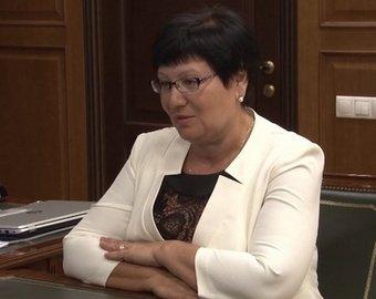Министр образования опозорилась в телеэфире