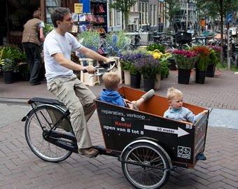 В Амстердаме можно взять напрокат супруга-гида на один день