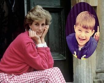 Телеведущий утверждает, что его сын –  реинкарнация принцессы Дианы