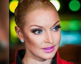 Волочкова обнародовала фото в мини-платье