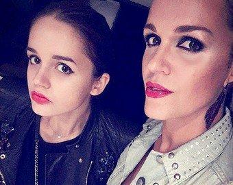 Певица Слава с дочерью зачитали рэп про похмелье