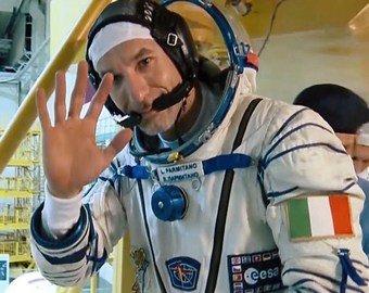Астронавт впервые отыграл DJ-сет в космосе