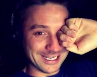 Сергей Лазарев расплакался, записывая новый альбом