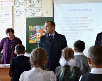 Российский губернатор предрек троечникам карьеру в политике