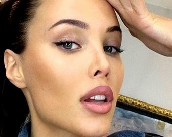 Анастасия Решетова показала свое превращение в Анджелину Джоли