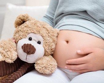 На УЗИ беременной британки заметили ангела-хранителя