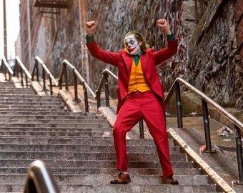 Лестница, на которой станцевал Джокер, стала новой достопримечательностью Нью-Йорка