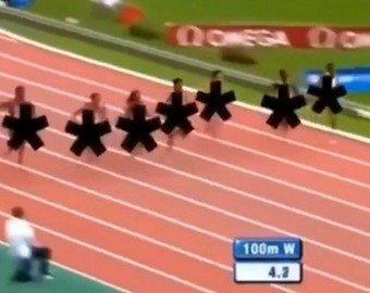 Иран шокировал интернет-пользователей своим показом легкой атлетики