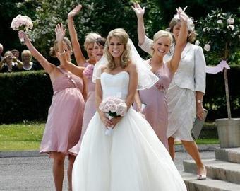 """Жених """"заплатил"""" за свадьбу и сбежал от беременной возлюбленной"""
