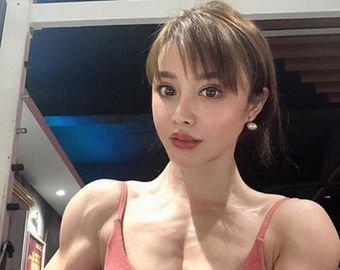 Китаянка, «способная задушить бедрами», набирает популярность в сети