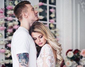 Никита Пресняков с женой прыгнул с небоскреба