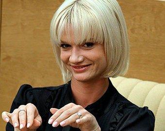 Светлана Хоркина сильно похудела после родов