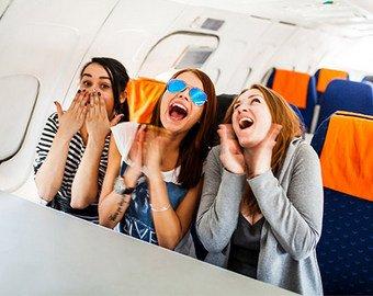 Пилот по ошибке объявил посадку в Москве вместо Киева