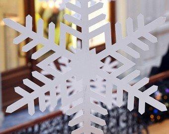 Полицейские в шутку отправили приказ в районное  отделение с требованием вырезать снежинки