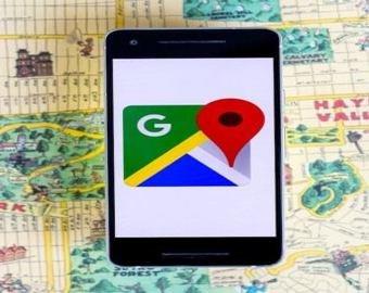 Немка нашла инопланетянина на Google картах