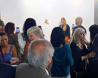 На выставке в Майами работу продали за  тысяч, но ее съели