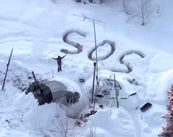 Житель Аляски три недели выживал на морозе и выжил