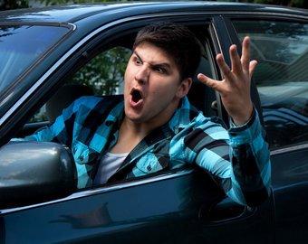 В Индии придумали хитрый светофор для борьбы с нервными водителями