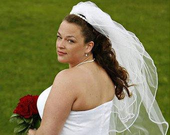 Девушка согласилась разжиреть до 270 кг ради свадьбы