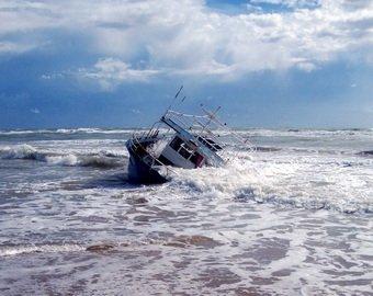 Опубликовано видео спасения людей изрухнувшего самолета