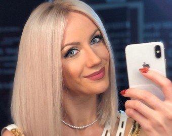 Телеведущая Леся Никитюк успела «растолстеть» во время карантина