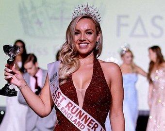 Девушка похудела на 50 килограммов и выиграла в конкурсе красоты