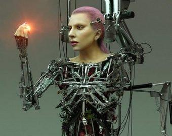 Леди Гага снялась в эротической фотосессии