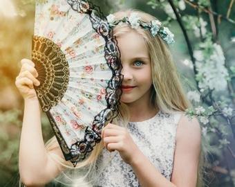 Девочка из Подмосковья борется за звание самой красивой в мире