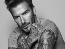 Татуировки Дэвида Бекхэма «ожили» в новом видео для ЮНИСЕФ