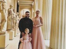 Тимати и Алёна Шишкова встретились на дне рождения дочери