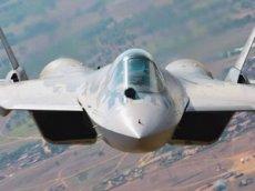 Маневры новейшего Су-57 сняли на видео с близкого расстояния