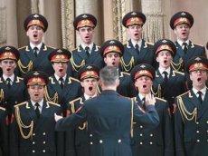 Ансамбль Александрова спел для итальянцев, борющихся с коронавирусом