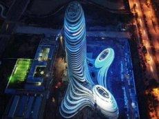 В Китае возвели небоскреб в форме пениса