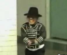 Майкл Джексон в миниатюре