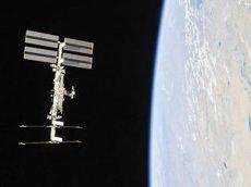 Британец снял с Земли видео стыковки корабля «Союз» с МКС