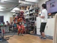 Робот-андроид научился кататься на роликах и скейтборде